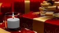 圣诞节礼物节日片头素材