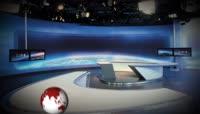 虚拟演播室AE模版