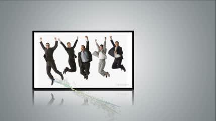 会声会影X6模板 公司企业商务宣传片头