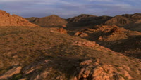 沙漠风沙视频素材素材