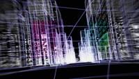 3D建筑线条模板