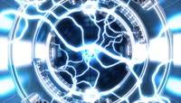 电流能量聚集模板