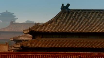 故宫建筑视频素材