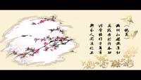 水墨中国画视频素材