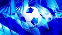 旋转足球动态视频
