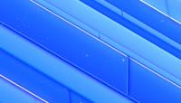雪粒子蓝色动态视频素材