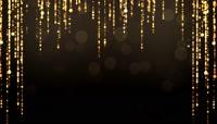 闪烁粒子光帘背景素材
