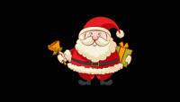 圣诞老人 通道