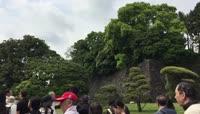 日本旅游的人群