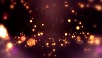 跳动的火花粒子
