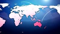 全球连线科技背景