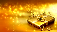 Golden Celebrations_A LED动态视频素材