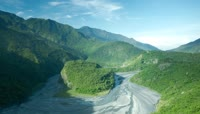优美环境旅游度假亲近大自然高清素材