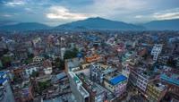 延时摄影 西藏 星空 雪景 草原