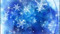 \(MOV视频素材)好美的雪花