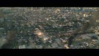 地震雪崩火山海啸龙卷风灾难镜头
