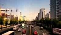 未来新北京城市发展方向cg漫游