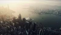 上海城市航拍实拍视频