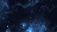 星空离子特效视频