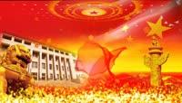国庆人民大会堂华表