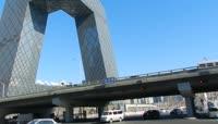 北京国贸CBD景色