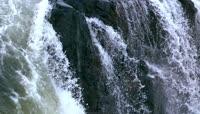 河急流瀑布