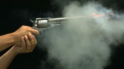 打枪火焰枪