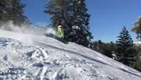 36滑雪视频