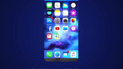 8、iPhone8概念机