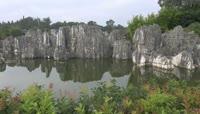 4云南昆明石林美景