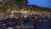 14、新加坡水上灯光秀