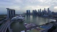17、高清4k拍摄下的新加坡