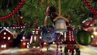 4圣诞节平安夜游乐场