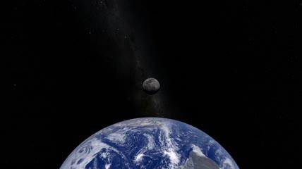 土星环 宇宙 星空 银河系 土星 探索宇宙