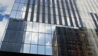 \[4K\]视觉移动高楼大夏塔式建筑办公楼城市发展高清视频实拍