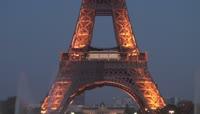 埃菲尔铁塔 夜景