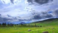 大自然 风云变幻 自然景色