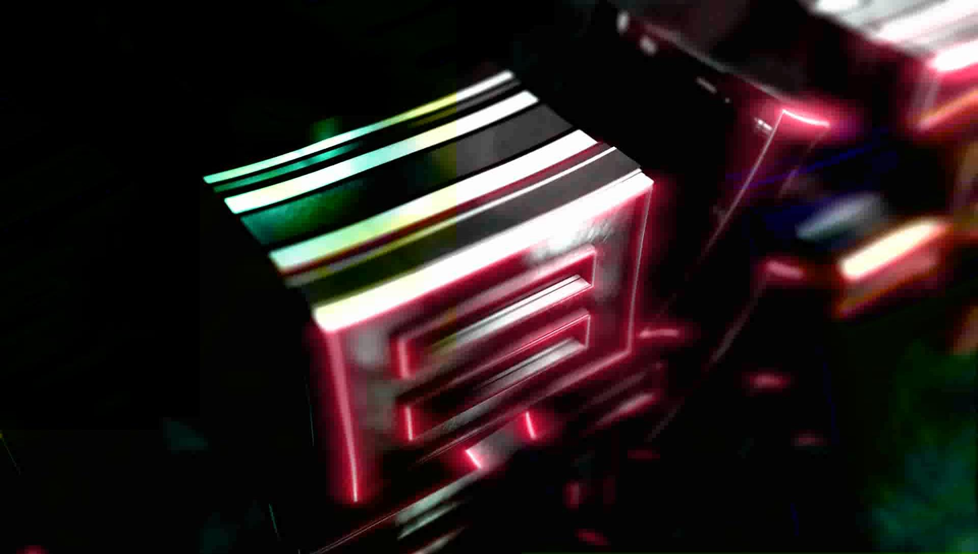 0011\-E3D大气金色粒子三维片头闪闪发光LOGO动画演绎