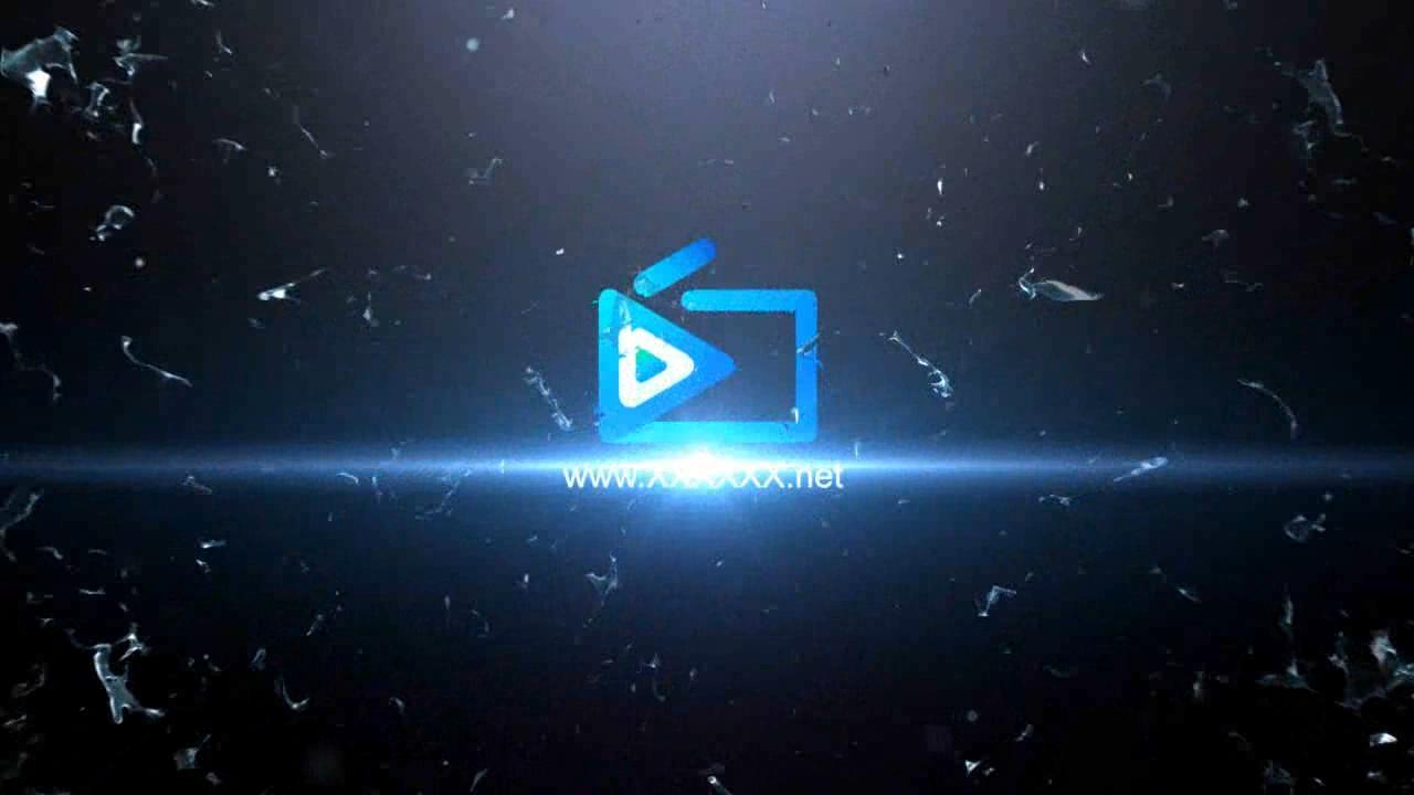 0012\-水流汇聚Logo动画