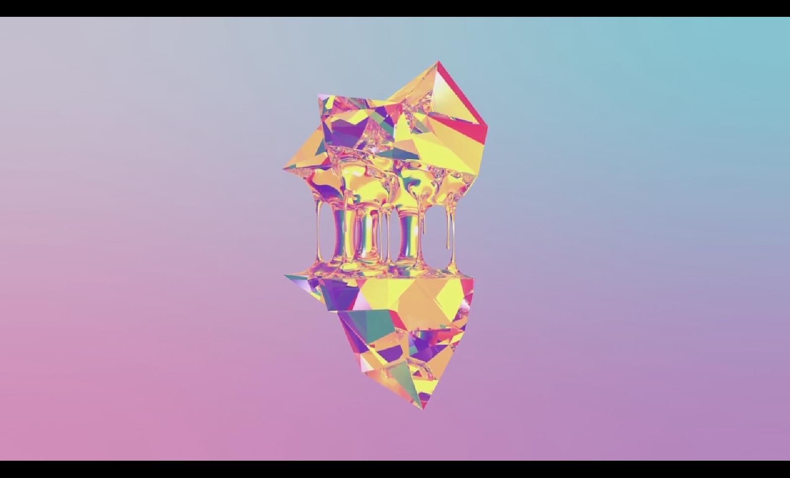 BS 013 BS 11 钻石背景动画\-_1