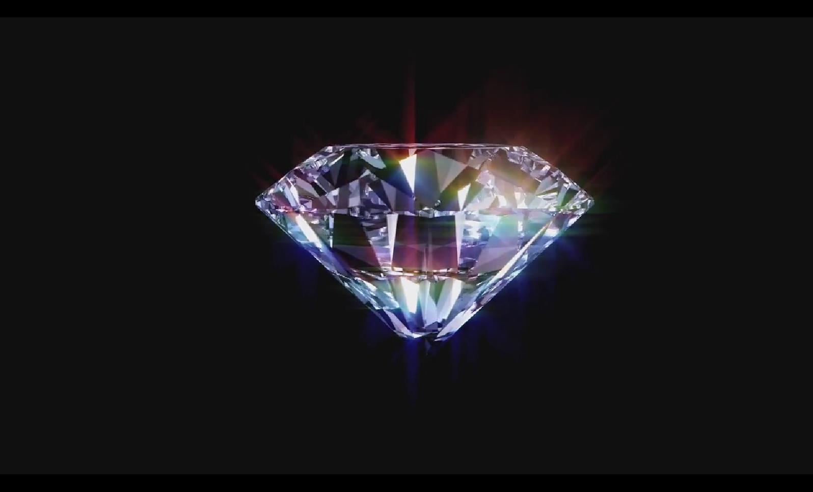 BS 014 BS 12 钻石背景动画\-