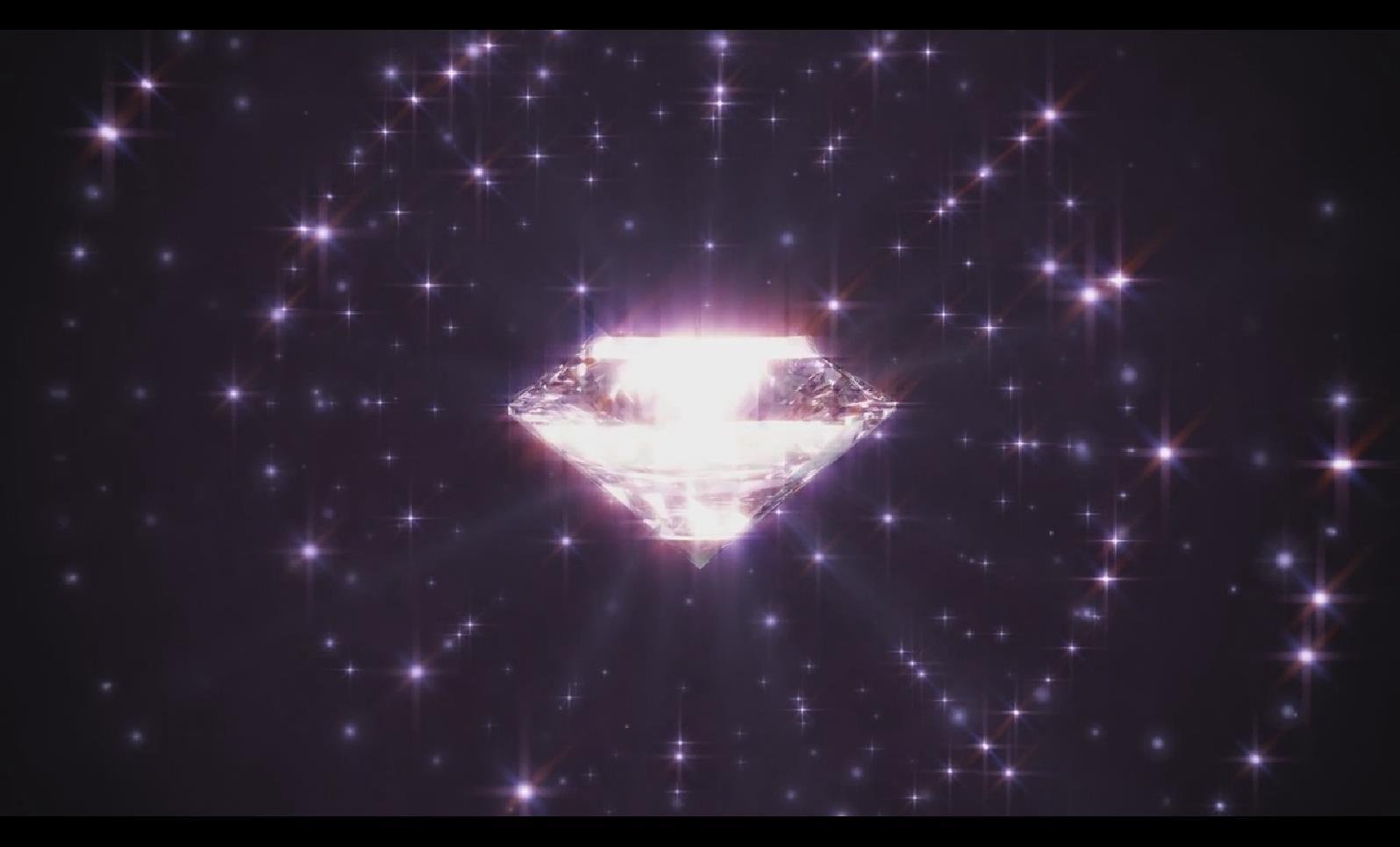 BS 015 BS 13 钻石背景VJ素材