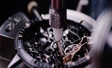 顶级手表制作工艺设计实拍