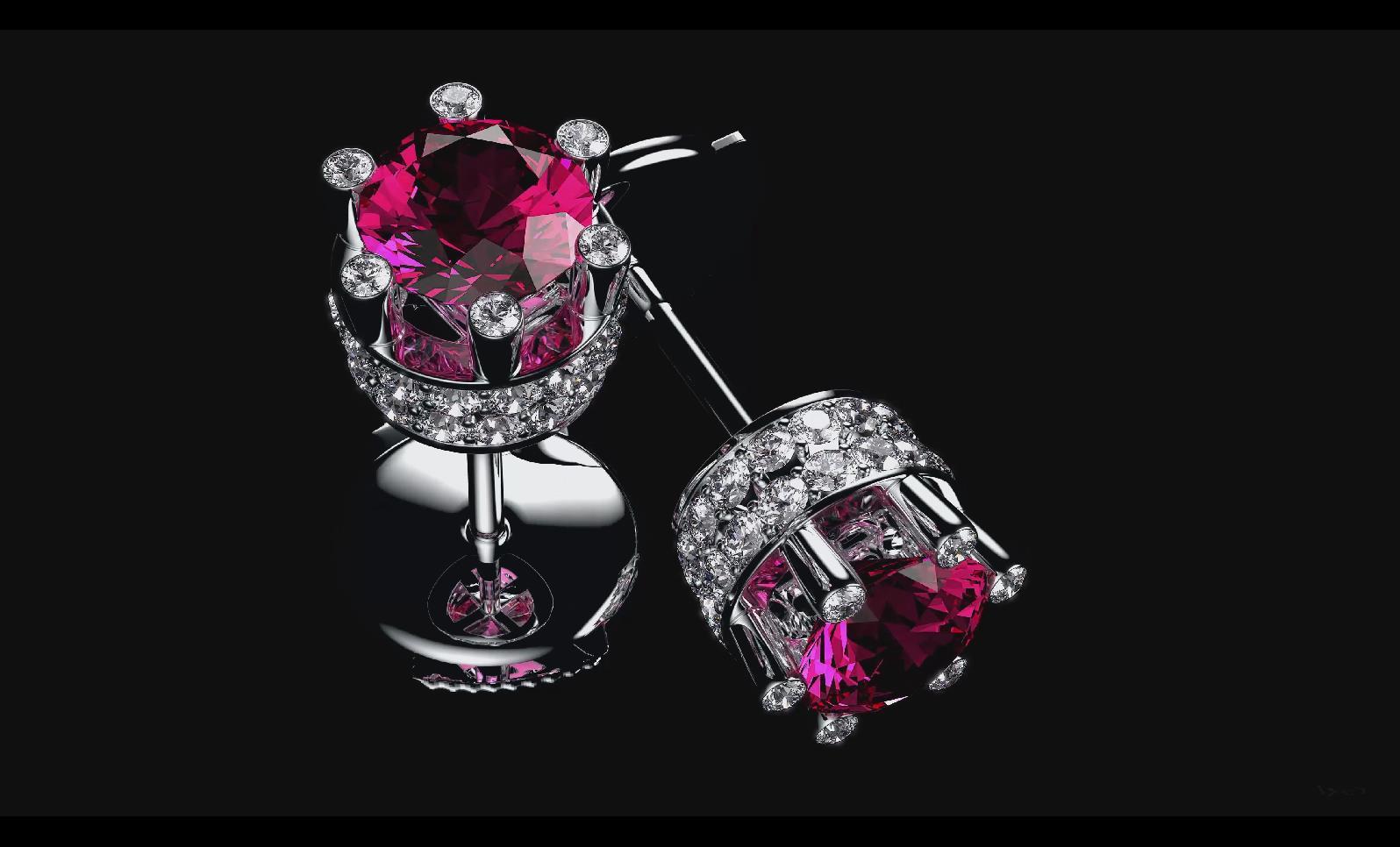 BS 085 BS 65 4K钻戒展示 珠宝工艺 珠宝设计 珠宝展示_5