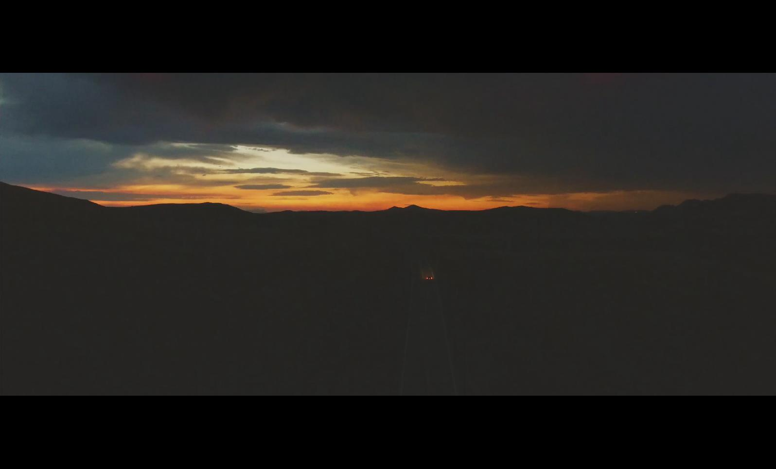 CS 09 航拍阿拉斯加自然风景