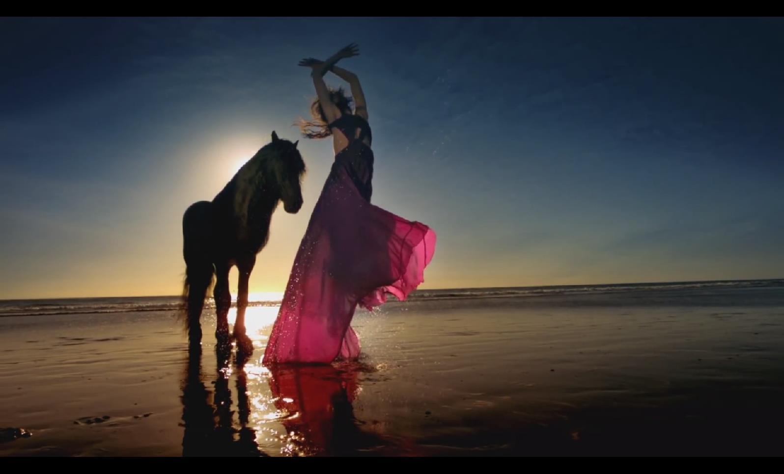 CS 26 美女与马