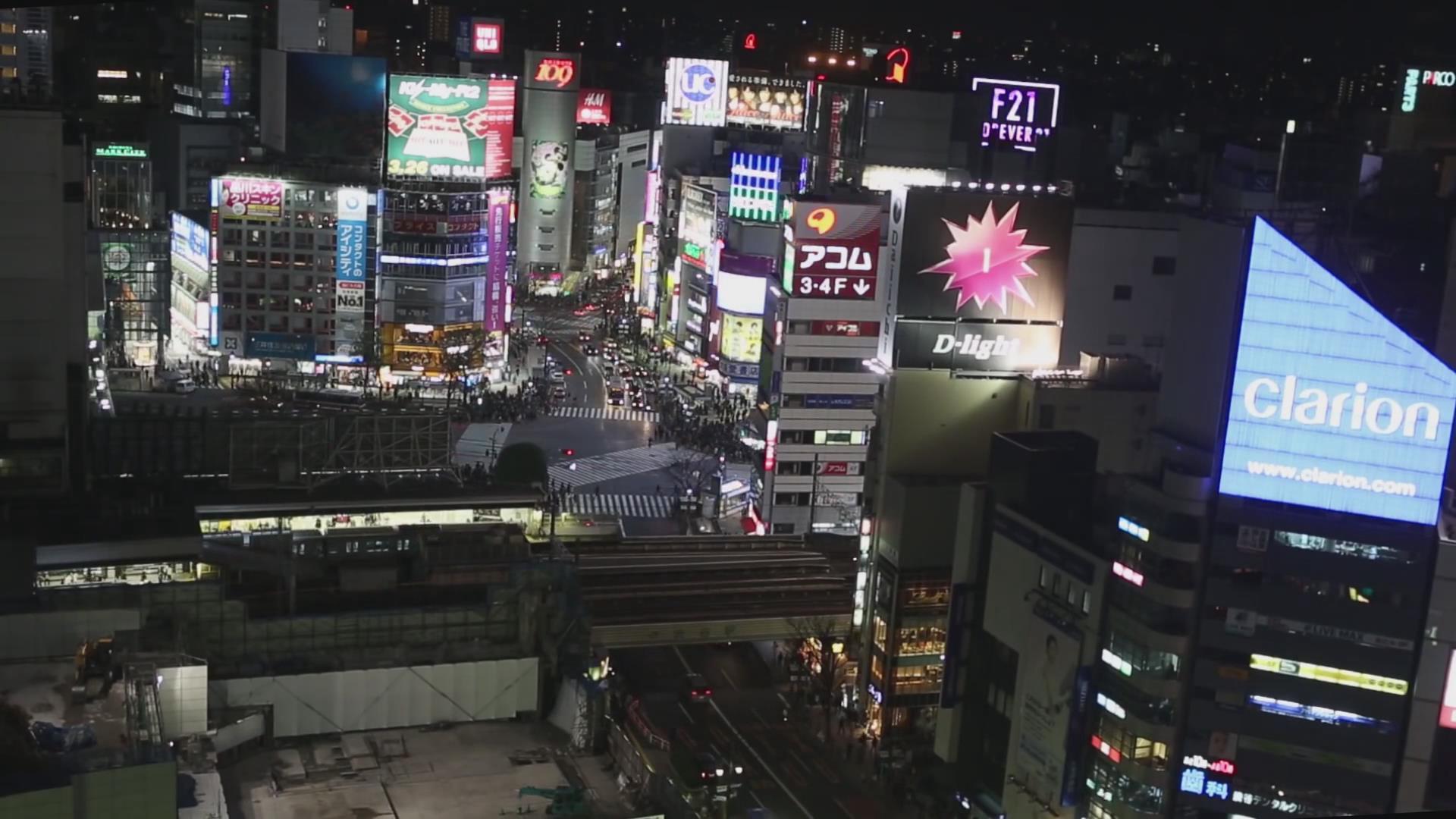 CS 85 东京夜晚