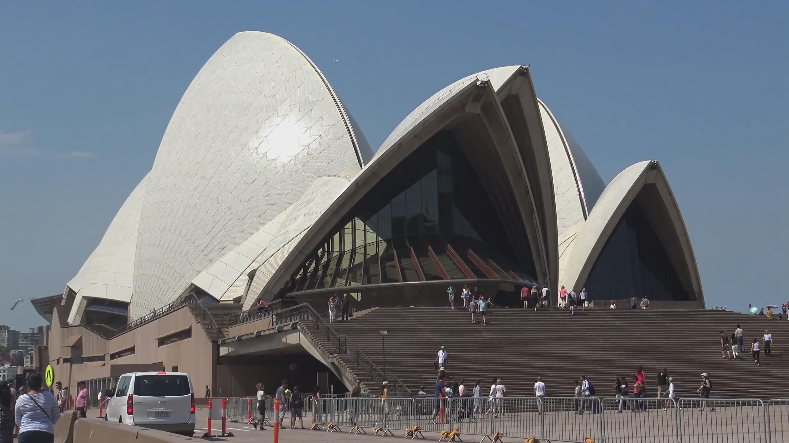 CS 60 澳大利亚悉尼大剧院
