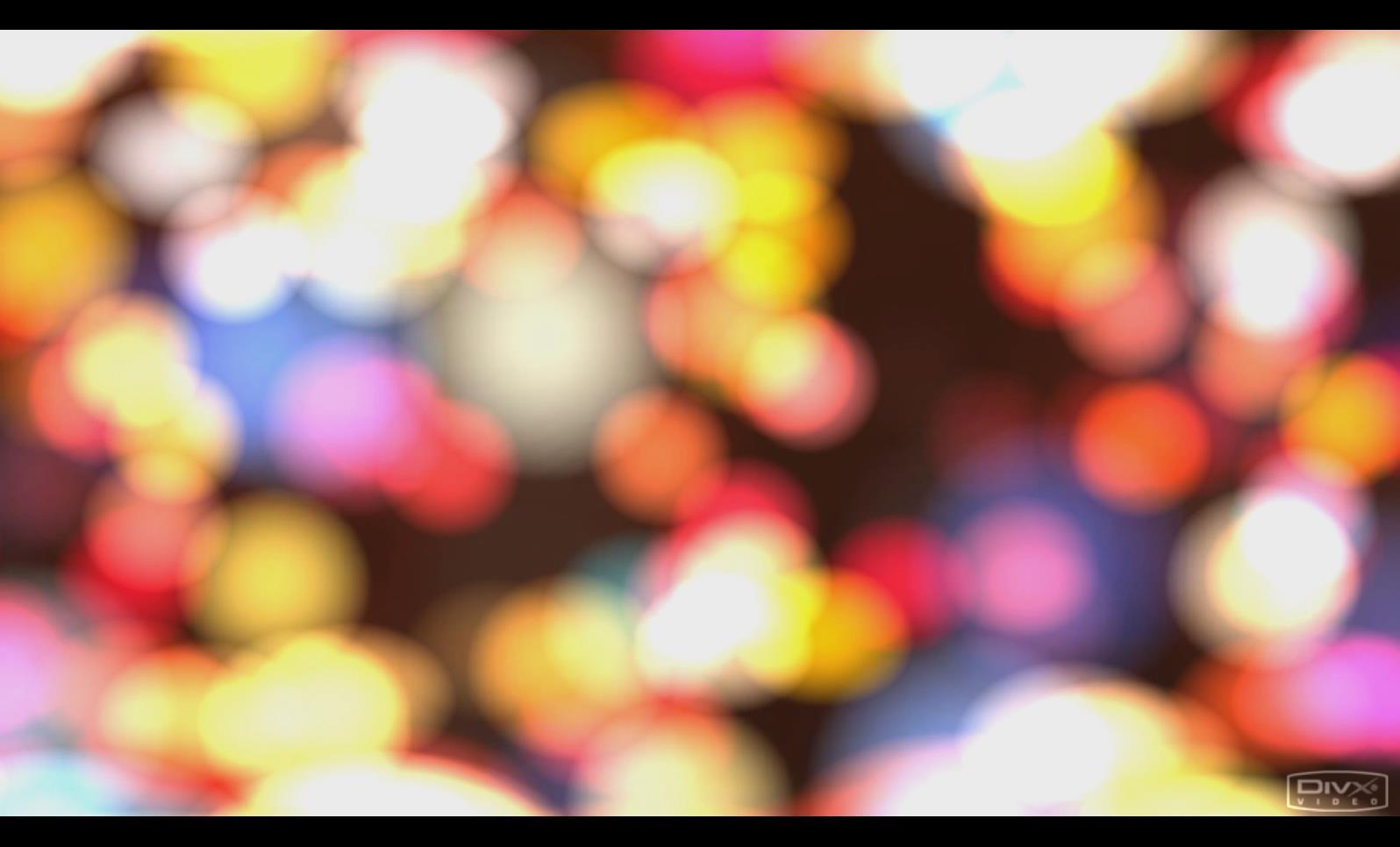 VJ 078 花纹五彩缤纷梦幻流光视频背景素材