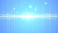 VJ 120 动态粒子光斑视频背景素材